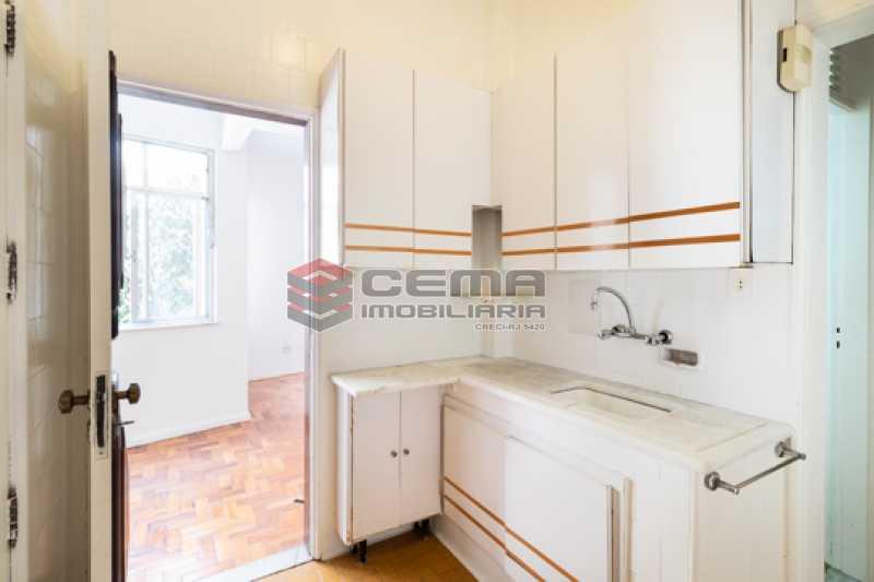 Cozinha - Apartamento 1 quarto para alugar Flamengo, Zona Sul RJ - R$ 2.300 - LAAP13151 - 16