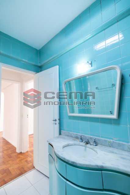 Banheiro social - Apartamento 1 quarto para alugar Flamengo, Zona Sul RJ - R$ 2.300 - LAAP13151 - 12