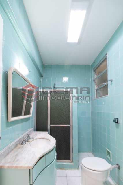 Banheiro social - Apartamento 1 quarto para alugar Flamengo, Zona Sul RJ - R$ 2.300 - LAAP13151 - 13