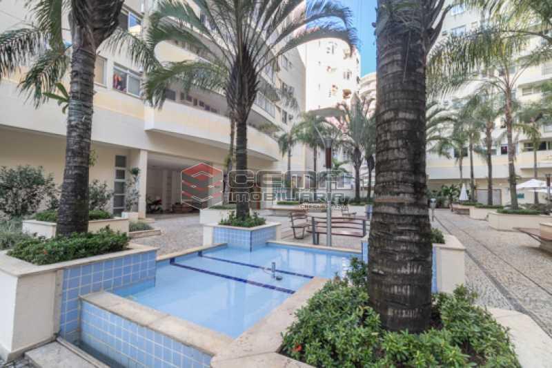 Infra - Apartamento 2 quartos para alugar Catete, Zona Sul RJ - R$ 3.000 - LAAP25627 - 23