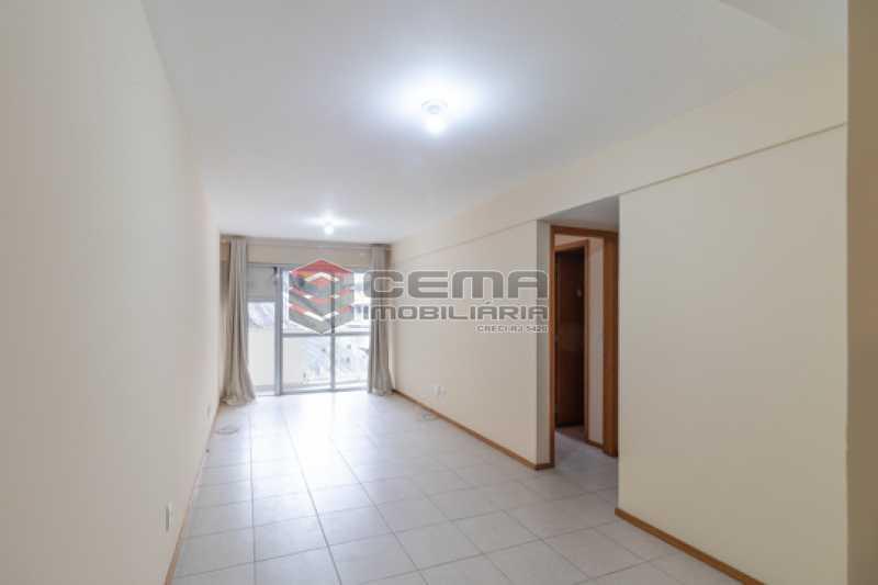 Sala - Apartamento 2 quartos para alugar Catete, Zona Sul RJ - R$ 3.000 - LAAP25627 - 3