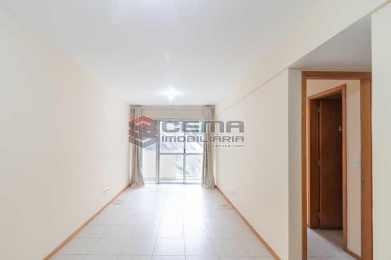 Sala - Apartamento 2 quartos para alugar Catete, Zona Sul RJ - R$ 3.000 - LAAP25627 - 1