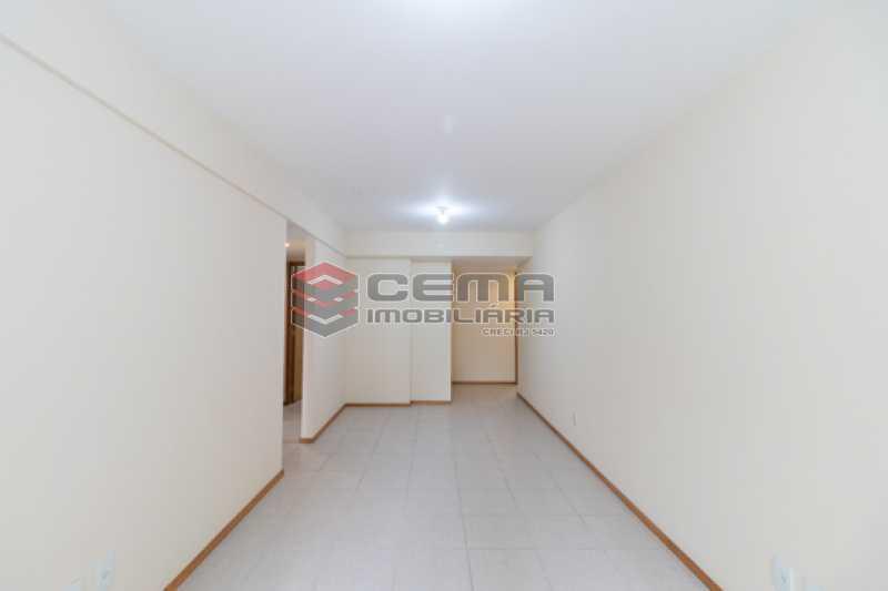 Sala - Apartamento 2 quartos para alugar Catete, Zona Sul RJ - R$ 3.000 - LAAP25627 - 4