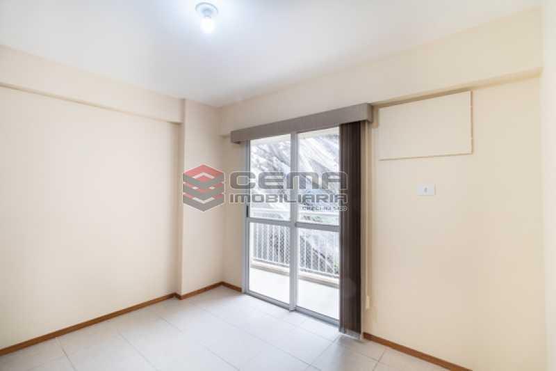 Suíte - Apartamento 2 quartos para alugar Catete, Zona Sul RJ - R$ 3.000 - LAAP25627 - 8