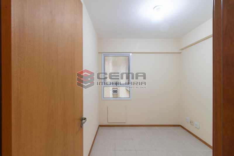 Dependência revertida - Apartamento 2 quartos para alugar Catete, Zona Sul RJ - R$ 3.000 - LAAP25627 - 17