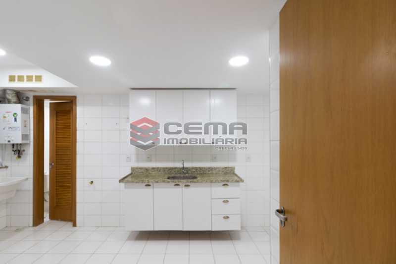 Cozinha - Apartamento 2 quartos para alugar Catete, Zona Sul RJ - R$ 3.000 - LAAP25627 - 18