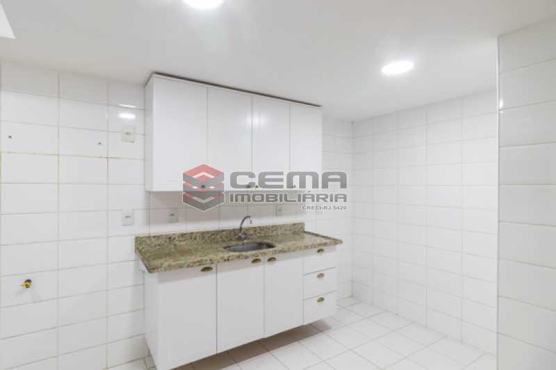 Cozinha - Apartamento 2 quartos para alugar Catete, Zona Sul RJ - R$ 3.000 - LAAP25627 - 19