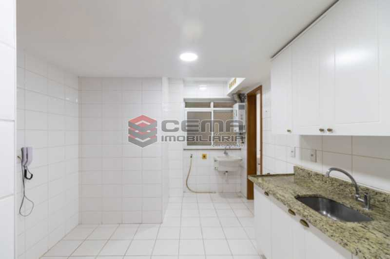 Cozinha - Apartamento 2 quartos para alugar Catete, Zona Sul RJ - R$ 3.000 - LAAP25627 - 20