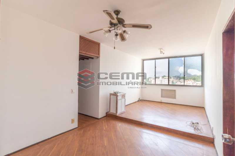 Sala - Apartamento 3 quartos para alugar Laranjeiras, Zona Sul RJ - R$ 2.300 - LAAP34781 - 1