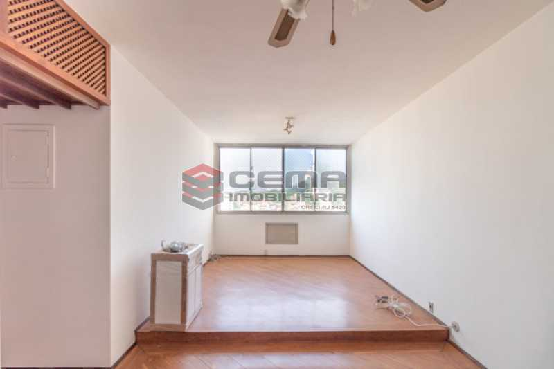 Sala - Apartamento 3 quartos para alugar Laranjeiras, Zona Sul RJ - R$ 2.300 - LAAP34781 - 3
