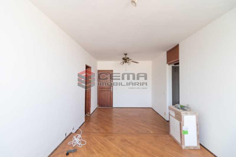 Sala - Apartamento 3 quartos para alugar Laranjeiras, Zona Sul RJ - R$ 2.300 - LAAP34781 - 5