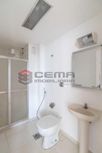 Banheiro - Apartamento 3 quartos para alugar Laranjeiras, Zona Sul RJ - R$ 2.300 - LAAP34781 - 6