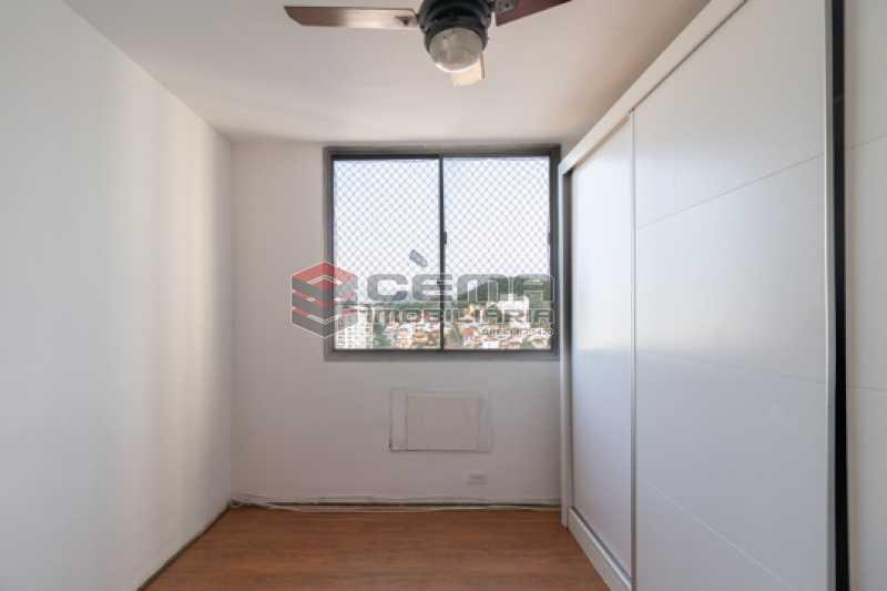 Quarto 1 - Apartamento 3 quartos para alugar Laranjeiras, Zona Sul RJ - R$ 2.300 - LAAP34781 - 7
