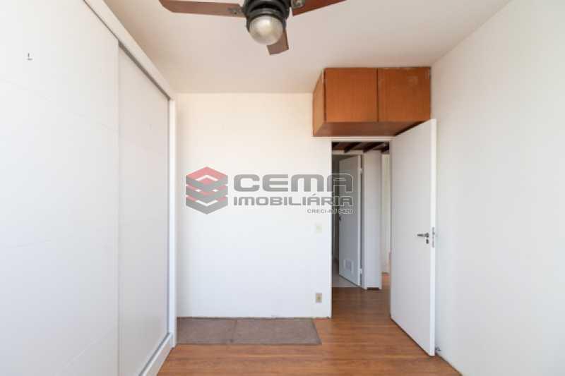Quarto 1 - Apartamento 3 quartos para alugar Laranjeiras, Zona Sul RJ - R$ 2.300 - LAAP34781 - 8