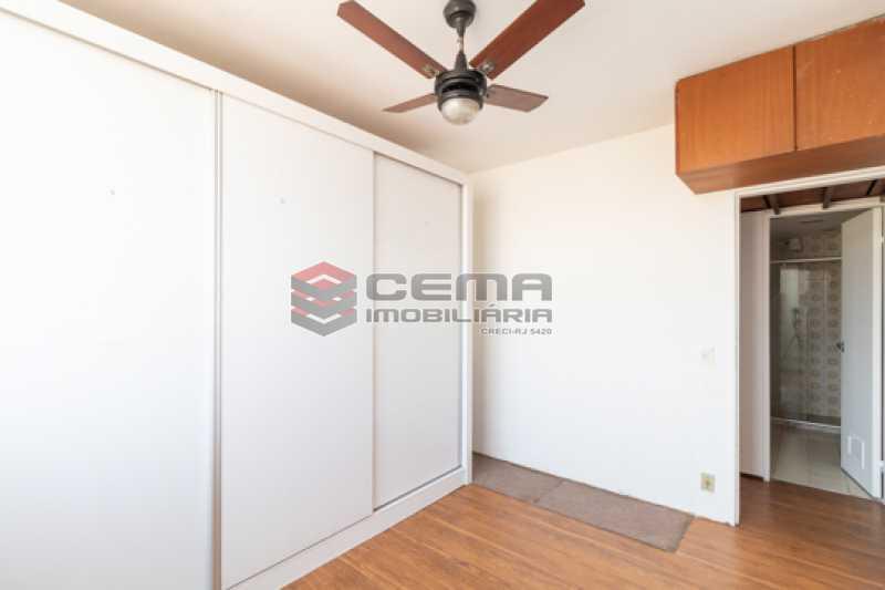 Quarto 1 - Apartamento 3 quartos para alugar Laranjeiras, Zona Sul RJ - R$ 2.300 - LAAP34781 - 9