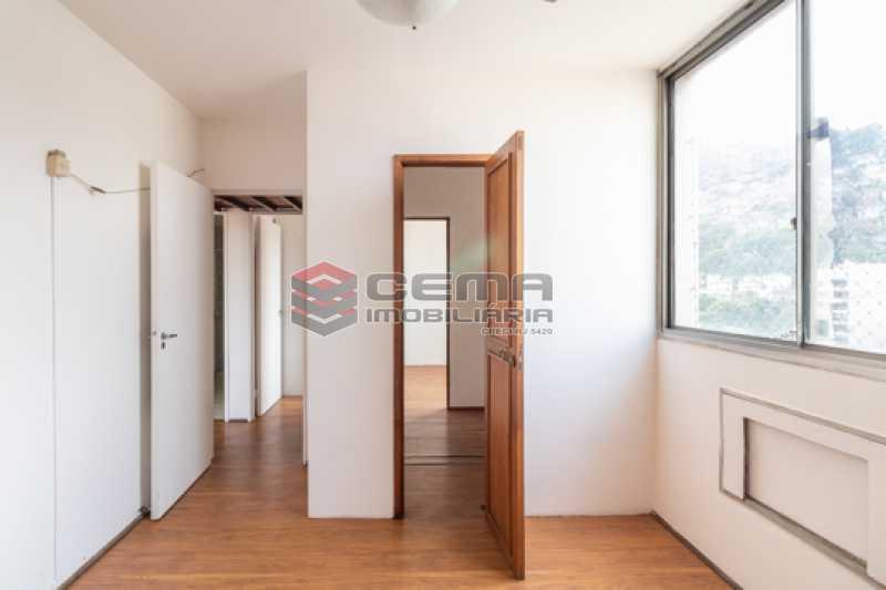 Quarto 2 - Apartamento 3 quartos para alugar Laranjeiras, Zona Sul RJ - R$ 2.300 - LAAP34781 - 12