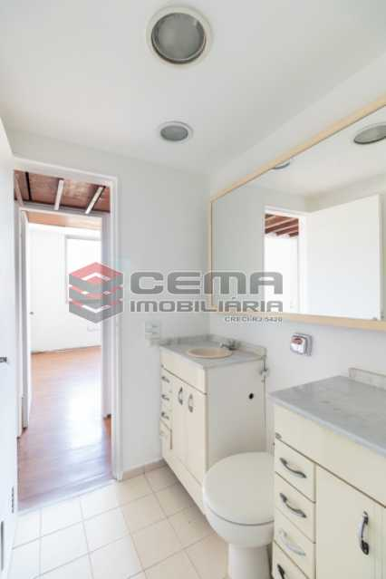Banheiro - Apartamento 3 quartos para alugar Laranjeiras, Zona Sul RJ - R$ 2.300 - LAAP34781 - 16