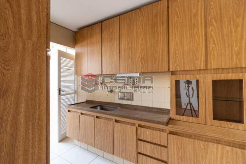 Cozinha - Apartamento 3 quartos para alugar Laranjeiras, Zona Sul RJ - R$ 2.300 - LAAP34781 - 17