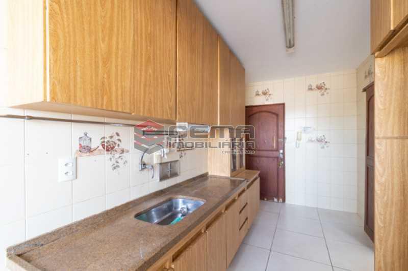 Cozinha - Apartamento 3 quartos para alugar Laranjeiras, Zona Sul RJ - R$ 2.300 - LAAP34781 - 20