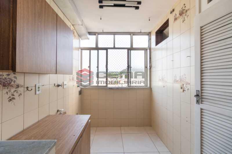 Cozinha - Apartamento 3 quartos para alugar Laranjeiras, Zona Sul RJ - R$ 2.300 - LAAP34781 - 21