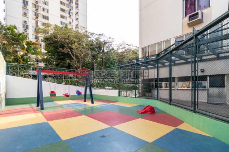 Playground - Apartamento 3 quartos para alugar Laranjeiras, Zona Sul RJ - R$ 2.300 - LAAP34781 - 25