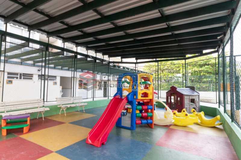 Playground - Apartamento 3 quartos para alugar Laranjeiras, Zona Sul RJ - R$ 2.300 - LAAP34781 - 26