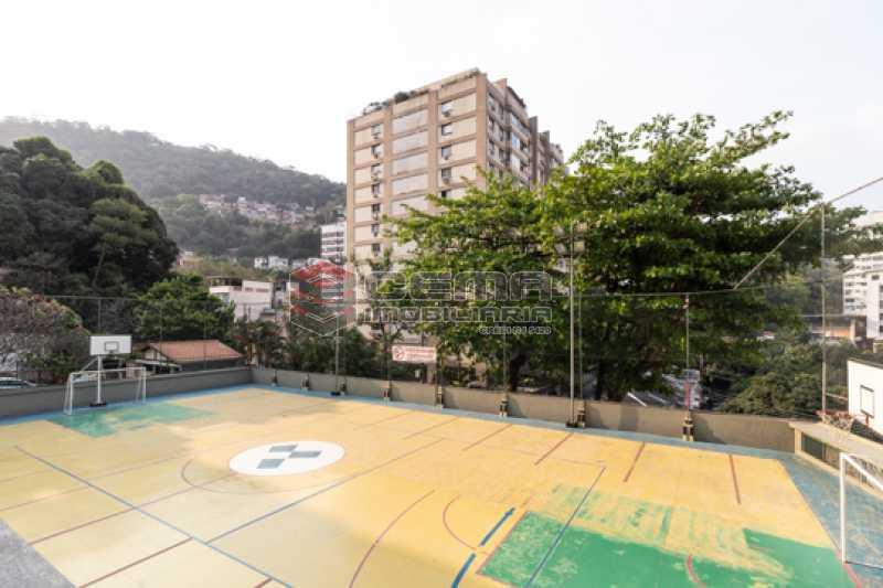 Quadra - Apartamento 3 quartos para alugar Laranjeiras, Zona Sul RJ - R$ 2.300 - LAAP34781 - 28
