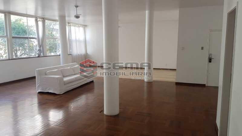 GC002 - Apartamento para alugar com 5 quartos com 1 vaga em Laranjeiras, Zona Sul, Rj. 348m² - LAAP50098 - 1