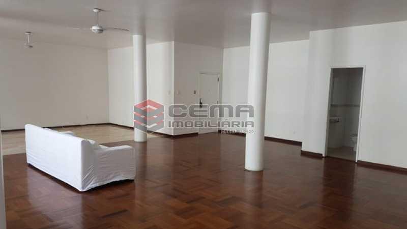 GC003 - Apartamento para alugar com 5 quartos com 1 vaga em Laranjeiras, Zona Sul, Rj. 348m² - LAAP50098 - 3