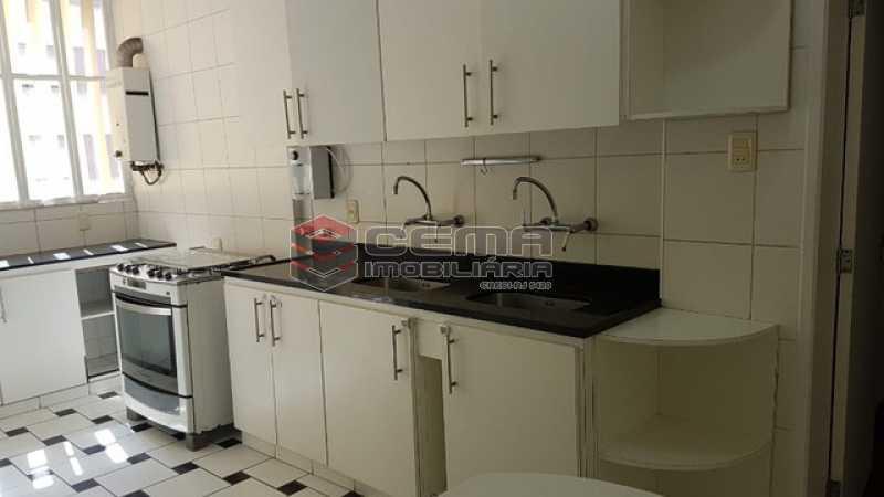 GC0016 - Apartamento para alugar com 5 quartos com 1 vaga em Laranjeiras, Zona Sul, Rj. 348m² - LAAP50098 - 15