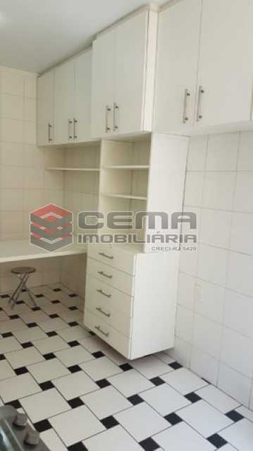 GC0017 - Apartamento para alugar com 5 quartos com 1 vaga em Laranjeiras, Zona Sul, Rj. 348m² - LAAP50098 - 16
