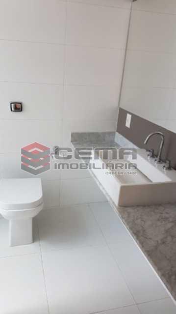 GC0021 - Apartamento para alugar com 5 quartos com 1 vaga em Laranjeiras, Zona Sul, Rj. 348m² - LAAP50098 - 20
