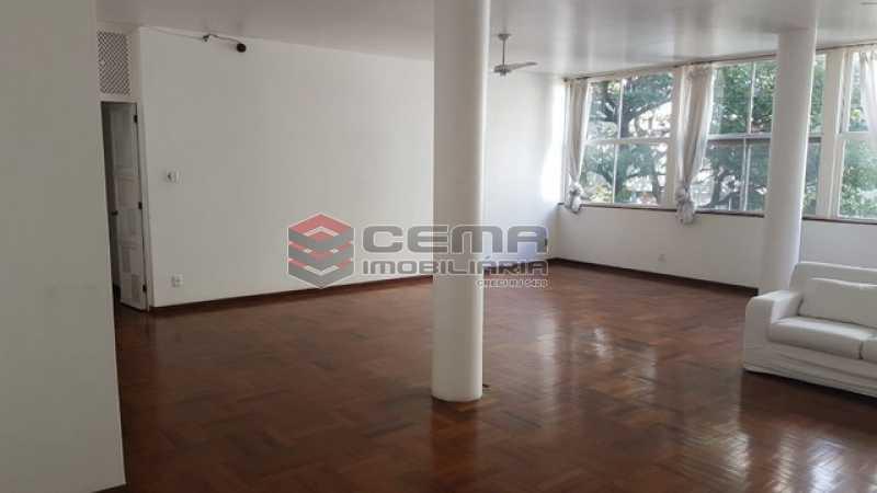 GC001 - Apartamento para alugar com 5 quartos com 1 vaga em Laranjeiras, Zona Sul, Rj. 348m² - LAAP50098 - 4