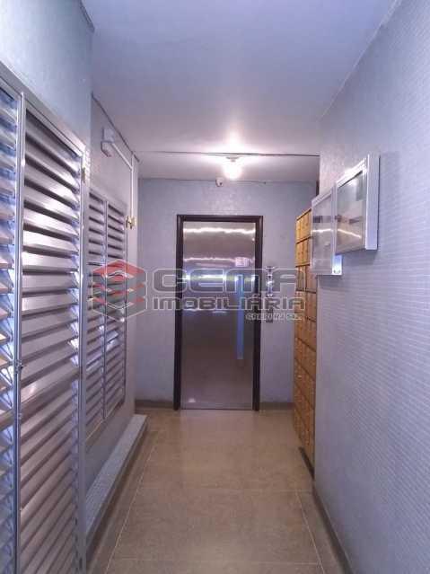 Entrada serviço - Kitnet/Conjugado 21m² à venda Flamengo, Zona Sul RJ - R$ 335.000 - LAKI01443 - 5