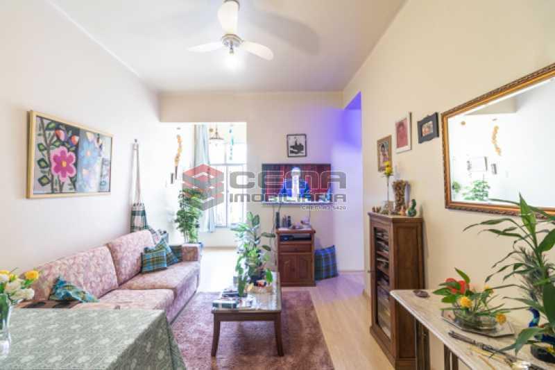 -2 - Apartamento 1 quarto à venda Catete, Zona Sul RJ - R$ 530.000 - LAAP13177 - 1
