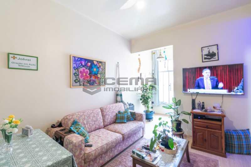 -3 - Apartamento 1 quarto à venda Catete, Zona Sul RJ - R$ 530.000 - LAAP13177 - 3
