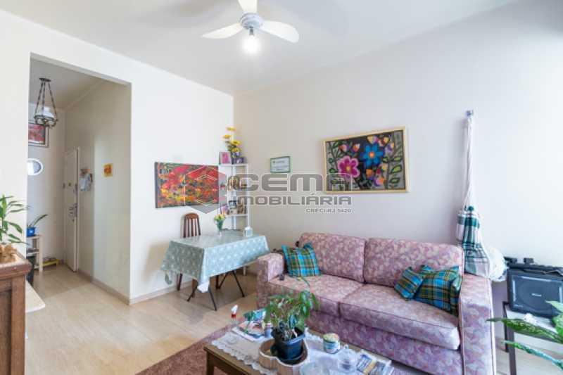 -4 - Apartamento 1 quarto à venda Catete, Zona Sul RJ - R$ 530.000 - LAAP13177 - 4