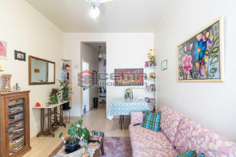 -5 - Apartamento 1 quarto à venda Catete, Zona Sul RJ - R$ 530.000 - LAAP13177 - 5