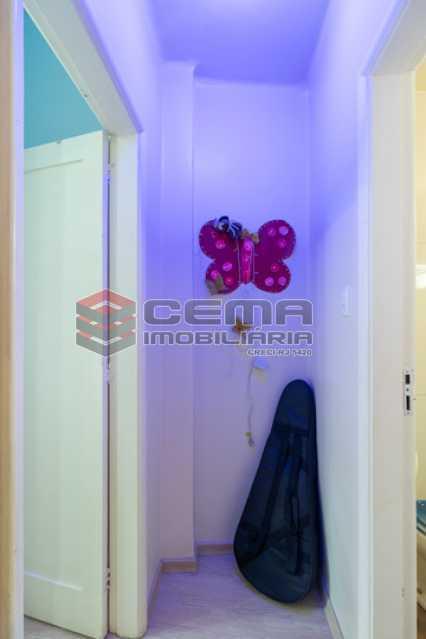 -19 - Apartamento 1 quarto à venda Catete, Zona Sul RJ - R$ 530.000 - LAAP13177 - 15