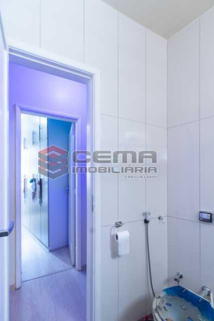 -23 - Apartamento 1 quarto à venda Catete, Zona Sul RJ - R$ 530.000 - LAAP13177 - 19