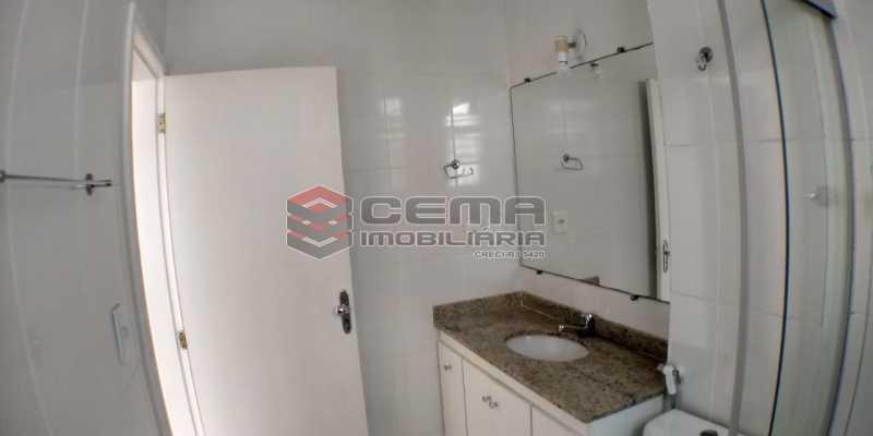 Banheiro - Kitnet/Conjugado 27m² para alugar Flamengo, Zona Sul RJ - R$ 1.700 - LAKI01444 - 13
