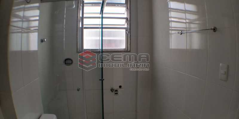 Banheiro - Kitnet/Conjugado 27m² para alugar Flamengo, Zona Sul RJ - R$ 1.700 - LAKI01444 - 15