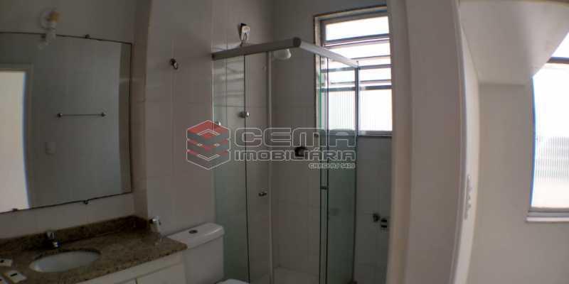 Banheiro - Kitnet/Conjugado 27m² para alugar Flamengo, Zona Sul RJ - R$ 1.700 - LAKI01444 - 16