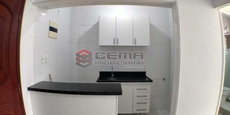 Cozinha - Kitnet/Conjugado 27m² para alugar Flamengo, Zona Sul RJ - R$ 1.700 - LAKI01444 - 7