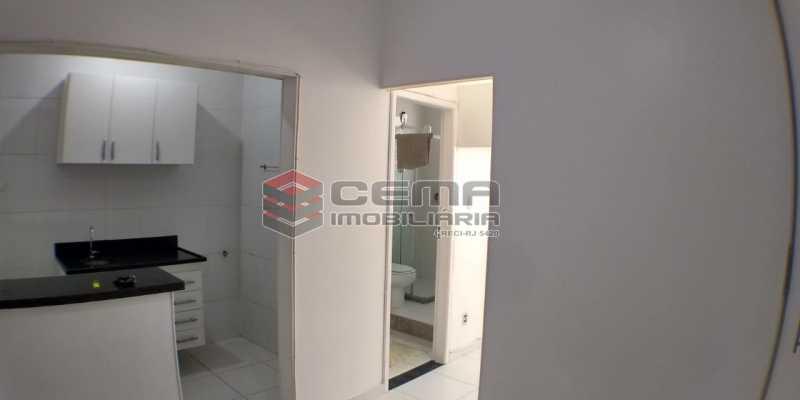 Sala - Kitnet/Conjugado 27m² para alugar Flamengo, Zona Sul RJ - R$ 1.700 - LAKI01444 - 6