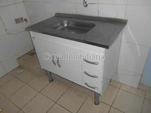 . - Conjugado divido em quarto e sala Copacabana - LAKI00133 - 10