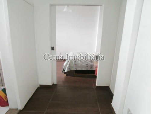 CIRCULACAO ANG 1 - Apartamento 1 Quarto À Venda Flamengo, Zona Sul RJ - R$ 470.000 - LA12374 - 9