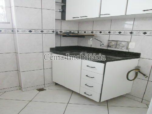 COZINHA ANG 1 - Apartamento 1 Quarto À Venda Flamengo, Zona Sul RJ - R$ 470.000 - LA12374 - 6