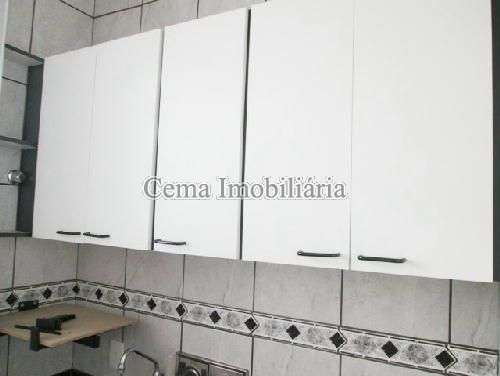 COZINHA ANG 2 - Apartamento 1 Quarto À Venda Flamengo, Zona Sul RJ - R$ 470.000 - LA12374 - 12