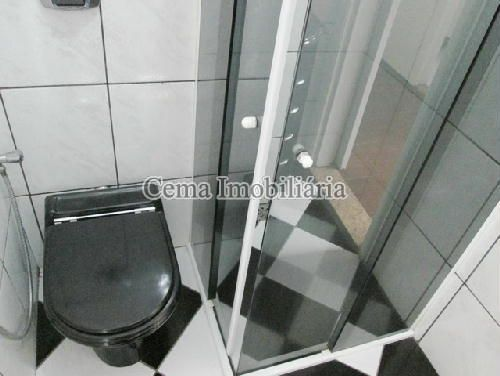 BANHEIRO ANG 2 - Apartamento 1 Quarto À Venda Flamengo, Zona Sul RJ - R$ 470.000 - LA12374 - 14